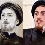 واکنش عجیب سید احمد خمینی به خلع لباس شدن سید حسن آقا میری!!