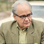 آخرین وضعیت جسمانی اکبر عبدی بازیگر معروف