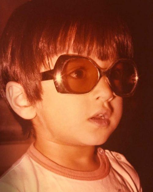 کودکی رامبد جوان