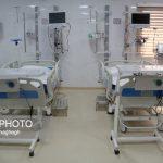 اولین تصاویر از انفجار کپسول اکسیژن در بیمارستان سمنان + فیلم