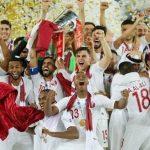 پاداش امیر قطر بهبازیکنان تیم ملی قطر خالی بندی بود! + فیلم
