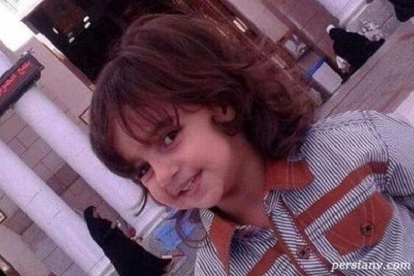 بریدن سر کودک عربستانی توسط وهابی