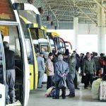 بلیط های نوروزی اتوبوس چند درصد گران می شود؟