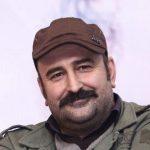 مهران احمدی بازیگر ایرانی ۲۰ سال پیش