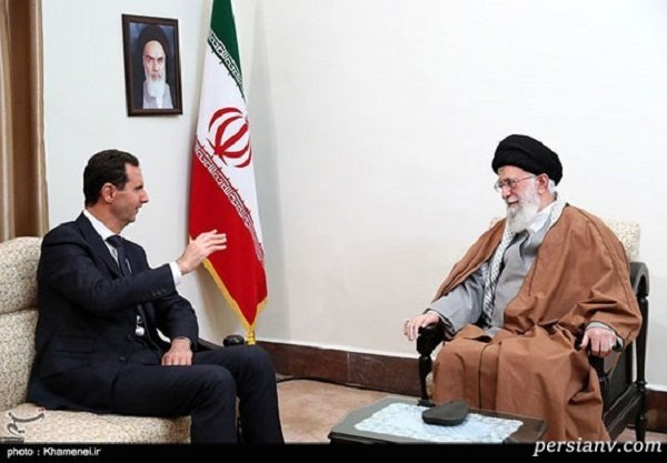 تصاویری از دیدار بشار اسد با رهبر انقلاب اسلامی