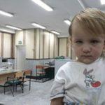 کودک سه ساله گمشده به آغوش خانواده اش بازگشت + تصاویر