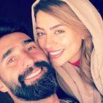 خوشگذرانی سمانه پاکدل و همسرش هادی کاظمی