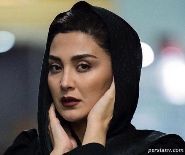 مریم معصومی بازیگر ایرانی در نقش اجنه عروس