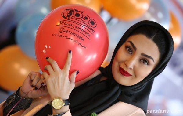 مریم معصومی بازیگر ایرانی