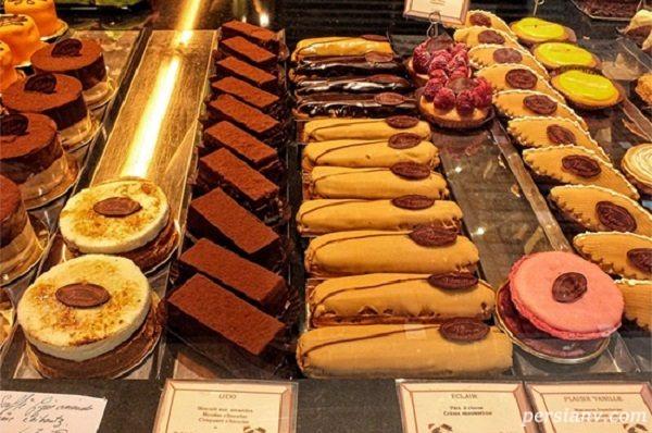 قیمت شیرینی های نوروزی