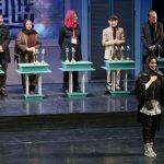 مراسم اختتامیه جشنواره تئاتر فجر با حضور هنرمندان + تصاویر