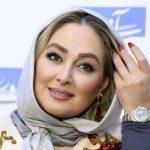 تصاویری زیبا از مراسم عقد الهام حمیدی بازیگر ایرانی
