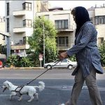 اعتراض های اینستاگرامی علیه ممنوعیت سگ گردانی در تهران!!