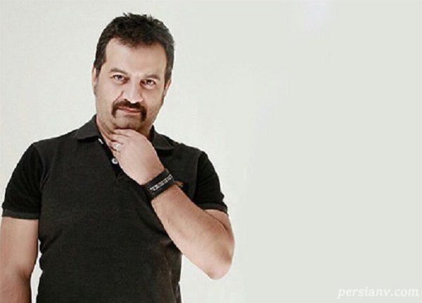 تعجب مهراب قاسم خانی بعد از مرخص شدن از بیمارستان