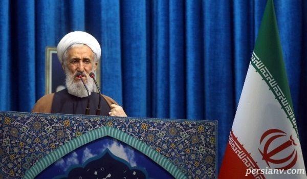 نذری پخش کردن حجت الاسلام صدیقی در ایستگاه صلواتی