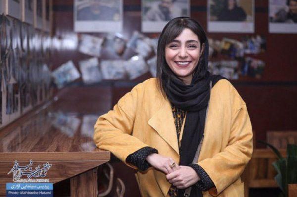 عکس های هستی مهدوی فر و مادرش در جشنواره فیلم فجر!