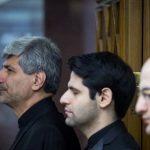 مریم کاویانی در مراسم ترحیم همسر سابق رامین مهمانپرست