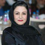 پوشش مریلا زارعی در جشنواره فیلم فجر