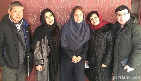 ژاپنی ها در تهران