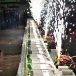 مراسم رونمایی و برش کیک دهه پنجم انقلاب اسلامی