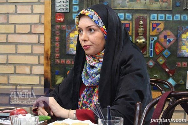 آزاده نامداری مجری سابق تلویزیون