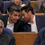 اختتامیه پنجمین جشنواره جام جم شبی که گلزار از چشم ها افتاد!!