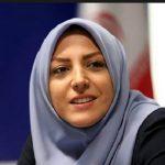 کنایه تند المیرا شریفی مقدم گوینده اخبار به فیلم جدید دهنمکی!