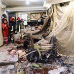 تصاویری وحشتناک از انفجار ترقه دست ساز در مشهد