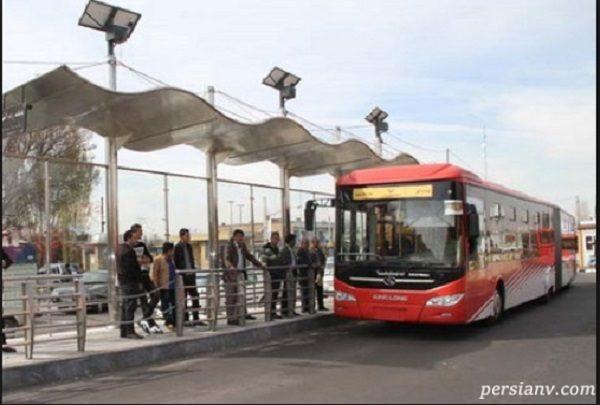 درآمد میلیونی با ایستادن در ایستگاه های مترو و بی آر تی تهران!!