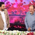 آنچه در برنامه نوروزی علیخانی گذاشت |اولین حضور دختر مهران غفوریان در تلویزیون