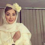 تبریک الهام حمیدی به مناسبت روز مرد به همسرش علیرضا صادقی!