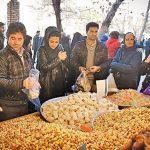 تحریم آجیل جدی شد، بازار آجیل در کما در آستانه نوروز!!