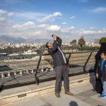 تصاویری دیدنی از زیباترین روزهای تهران در تعطیلات عید ۹۸!
