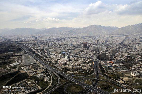 تهران در تعطیلات عید