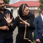 جاسیندا آردرن نخست وزیر نیوزیلند باحجاب شد!!