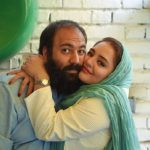 جشن تولد علی اوجی همسر نرگس محمدی با کیکی لاکچری!