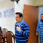 تصاویری از حاشیه های دومین جلسه دادگاه حسین هدایتی