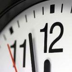 زمان دقیق جلو کشیدن ساعت رسمی کشور