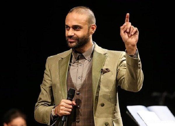 حمید حامی خواننده ایرانی