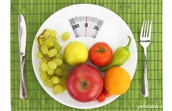 بهترین خوراکی برای کاهش وزن سریع
