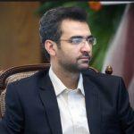 دکتر جهرمی وزیر ارتباطات با تیپ متفاوت در حال اهدای خون!