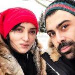 ورزش کردن روناک یونسی به همراه همسرش محسن میری در باشگاه!