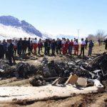 جزئیات حادثه سقوط بالگرد اورژانس و درگذشت ۵ سرنشین آن!