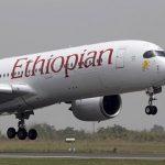 اولین تصویر از محل سقوط هواپیمای مسافری اتیوپی با ۱۵۷ سرنشین!