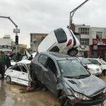 تصاویری جدید از خسارات سیل امروز شیراز! | ایران غرق در ماتم!