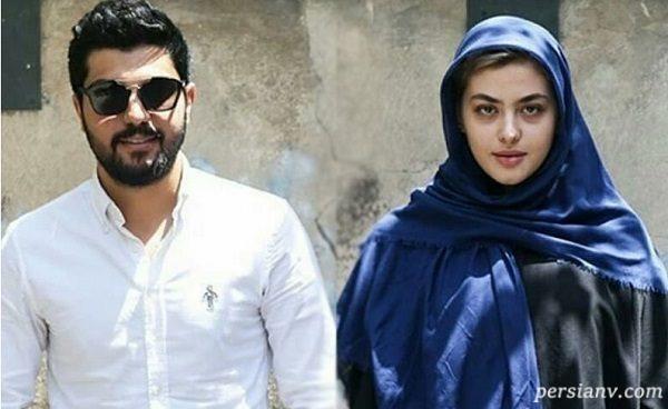 برنامه خندوانه با حضور سینا مهراد و ریحانه پارسا بازیگران پدر!