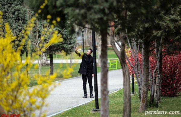شکوفههای بهاری در مشهد