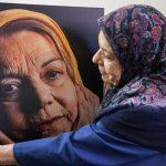 آویزان کردن صدیقه کیانفر بازیگر ایرانی از درخت او را خانهنشین شد!!