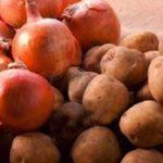 علت گرانی پیاز و سیب زمینی مشخص شد!