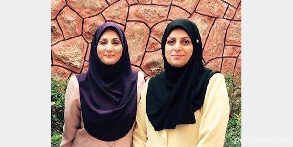 عکسی دیده نشده از دورهمی خواهران گوینده خبر